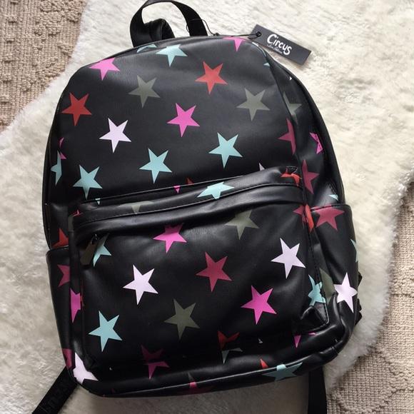 6469a440067e 🌟Circus by Sam Edelman backpack black multi